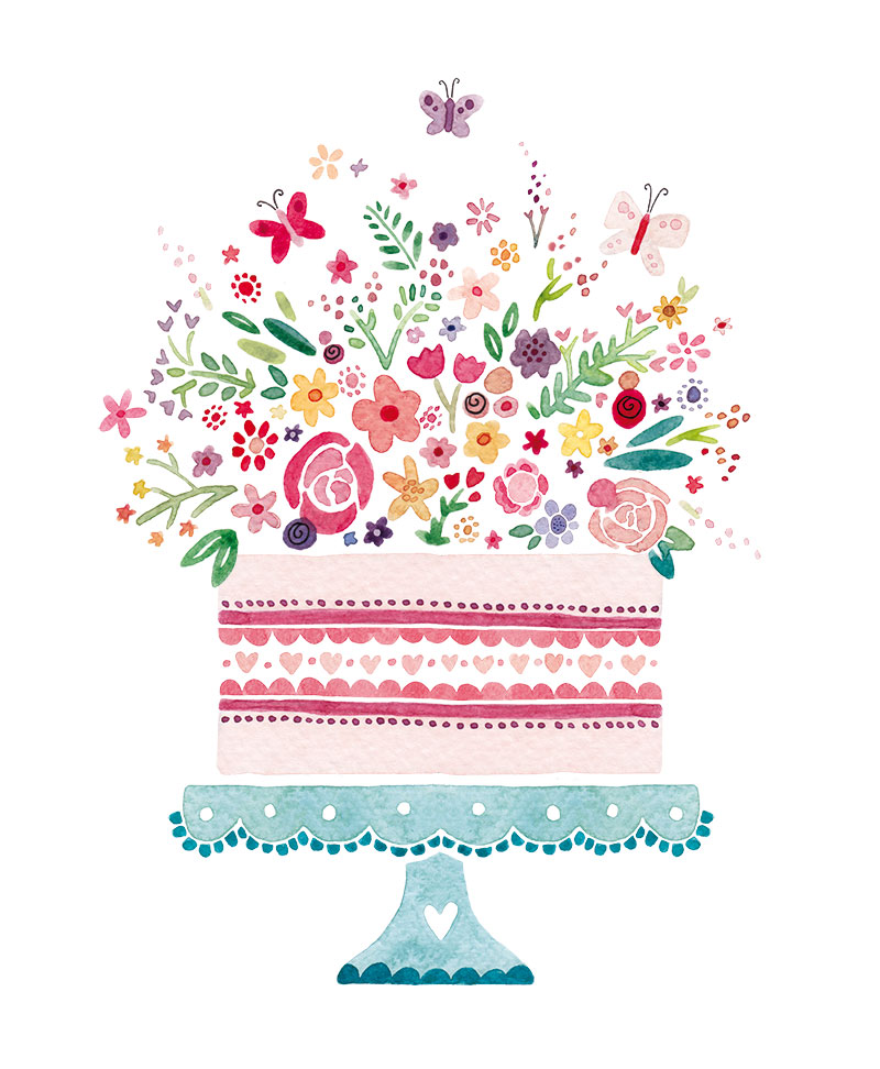 Greeting Cards Blank Cards Felicity French Illustration