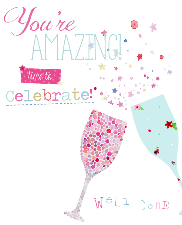 Your Amazing: Congratulations Cards